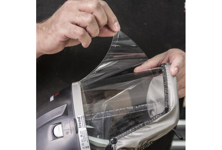 Airshield Pro Replacement Visor Overlay